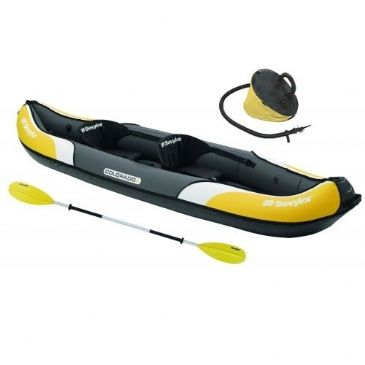 Sevylor Colorado Kit 2 Person Inflatable Kayak